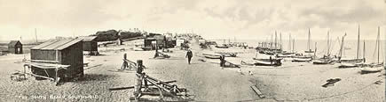South Beach in the early 1900s. Click to enlarge.
