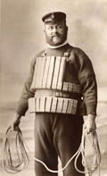 Sam May - Southwold's famed lifeboatman