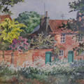 Park Lane Cottage by Joan Mcpherson
